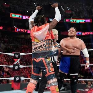 Extreme Rules 2019 ~ Samoa Joe vs Kofi Kingston (WWE Championship)