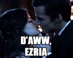 Ezra and Aria 429