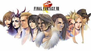 FINAL Fantasi VIII FAKE Friends