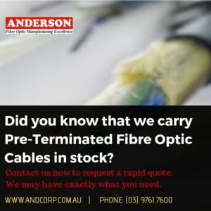 Fibre Optic Cables