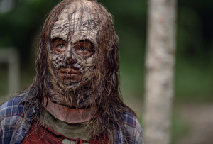 First Look: Thora Birch as Gamma in The Walking Dead