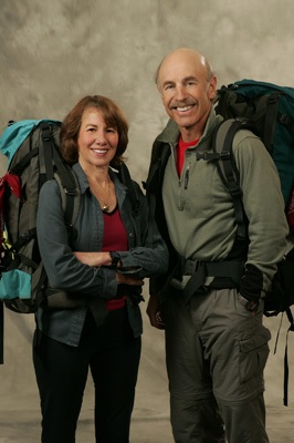 Fran and Barry Lazarus (The Amazing Race 9)