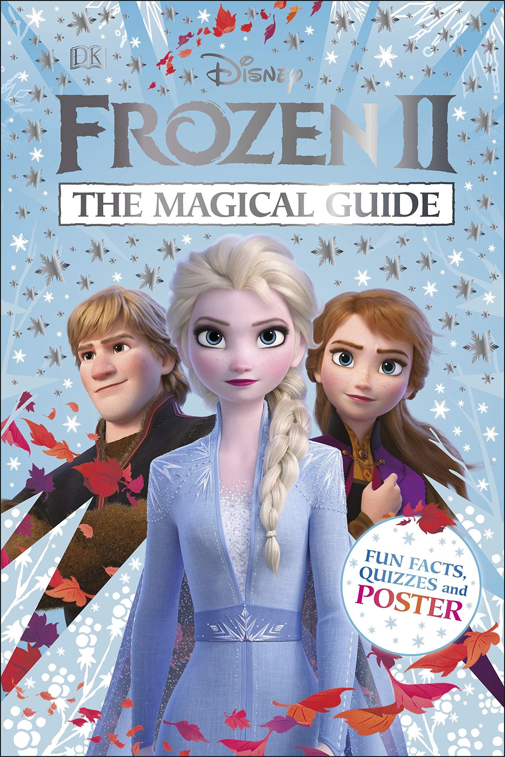 Frozen 2 Book Cover