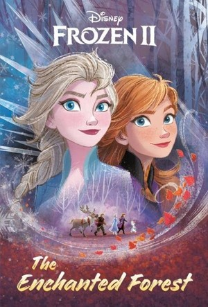 Frozen - Uma Aventura Congelante 2 Book Covers