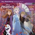 Frozen 2 Book Covers - disneys-frozen-2 photo