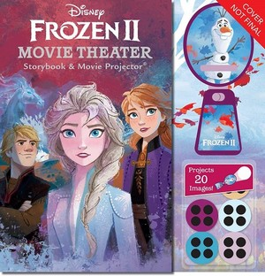 Frozen 2 Book Covers