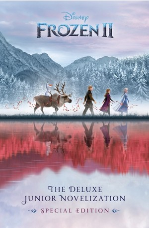 La Reine des Neiges 2 Book Covers