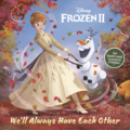 Frozen 2 Book Covers - olaf-and-sven photo