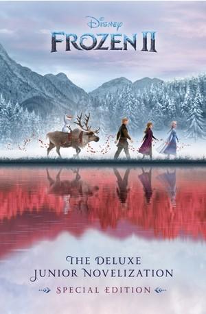 Холодное сердце 2 Book Covers