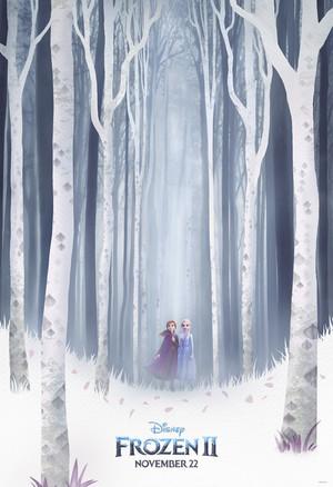 frozen 2 D23 Poster