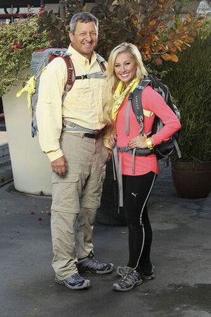 Gary and Mallory Ervin (The Amazing Race: Unfinished Business)