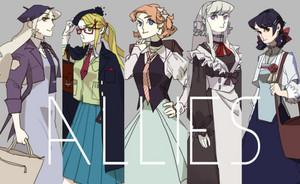 Genderbend Hetalia