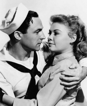 Gene Kelly and Vera Ellen
