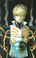 Genos - anime wallpaper