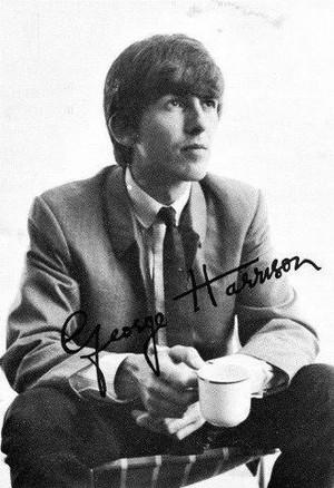 George autograph