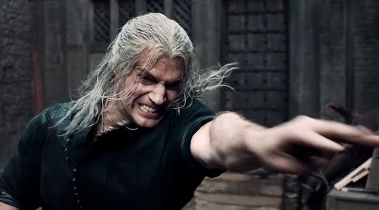 Geralt of Rivia in Netflix's The Witcher (2019) - The