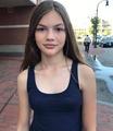 Girl outdoor  - simpahtikoh photo
