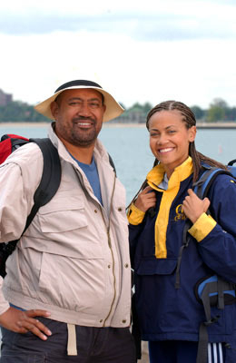 "Gustavius ""Gus"" and Hera McLeod (The Amazing Race 6)"