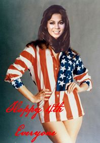 Happy 4th of July from Maggie Evans