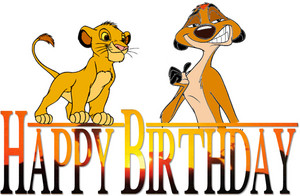 Happy Birthday Lion!