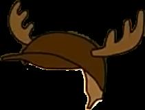 Headwears: Moose Hat