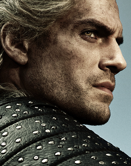 Henry Cavill as Geralt of Rivia -The Witcher (2019)