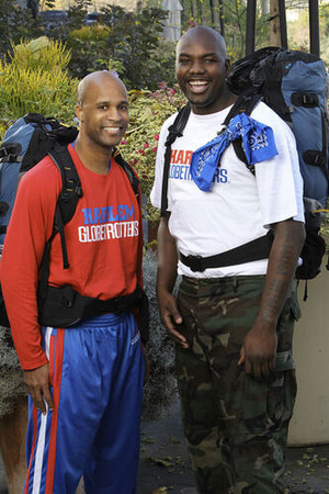 "Herbert ""Flight Time"" Land and Nathaniel ""Big Easy"" Lofton (The Amazing Race: Unfinished Business)"