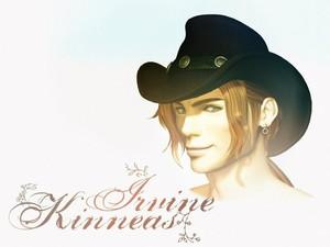 IRVINE KINNEAS FAKE NAME