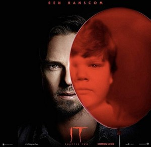 IT: Chapter Two (2019) Character Poster