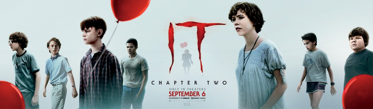 IT: Chapter Two (2019) Poster Banner