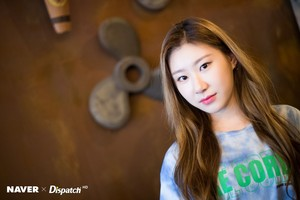 "ITZY Chaeryeong - ""IT'z ICY"" promotion photoshoot bởi Naver x Dispatch"