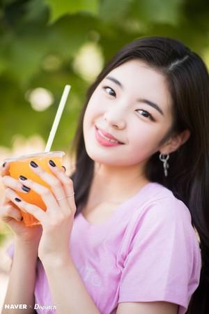 "ITZY Lia - ""IT'z ICY"" promotion photoshoot bởi Naver x Dispatch"