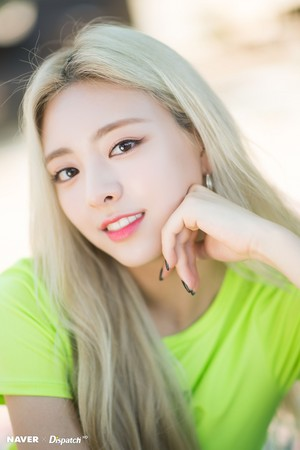 "ITZY Yuna - ""IT'z ICY"" promotion photoshoot by Naver x Dispatch"