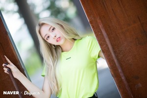 "ITZY Yuna - ""IT'z ICY"" promotion photoshoot by Naver x Dispatch"