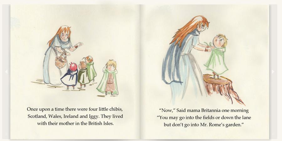 Iggy Rabbit pg 1
