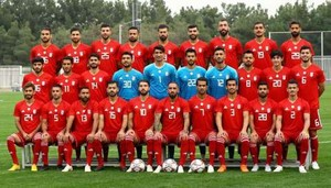 Iran Team Melli 2018