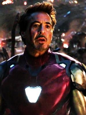 Iron Man -Avengers: Endgame (2019)