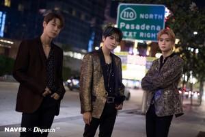 Jaehyun, Doyoung and Taeyong