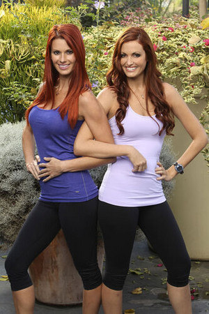 Jaime Edmondson and Cara Rosenthal (The Amazing Race: Unfinished Business)