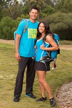 Jason Case and Amy Diaz (The Amazing Race 23)