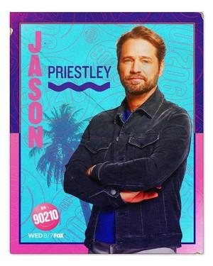 Jason Priestley -BH90210