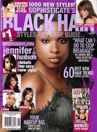 Jennifer Hudson On The Cover Of Black Hair