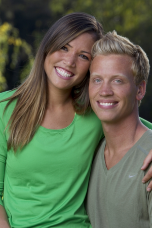 Jessica Hoel and John Erck (The Amazing Race 22)
