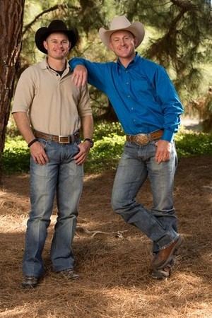 Jet and Cord McCoy (The Amazing Race: All-Stars 2014)