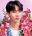 Jhope fanart❤️💋 - jhope-jung-hoseok-bangtan-boys%E2%99%A5 fan art