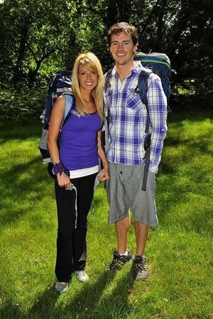 Jill Haney and Thomas Wolfard (The Amazing Race 17)