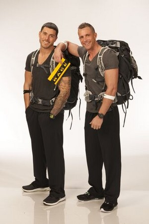 Joey Lasalla and Danny Horal (The Amazing Race 20)