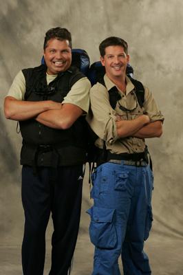 John Lowe and Scott Braginton-Smith (The Amazing Race 9)