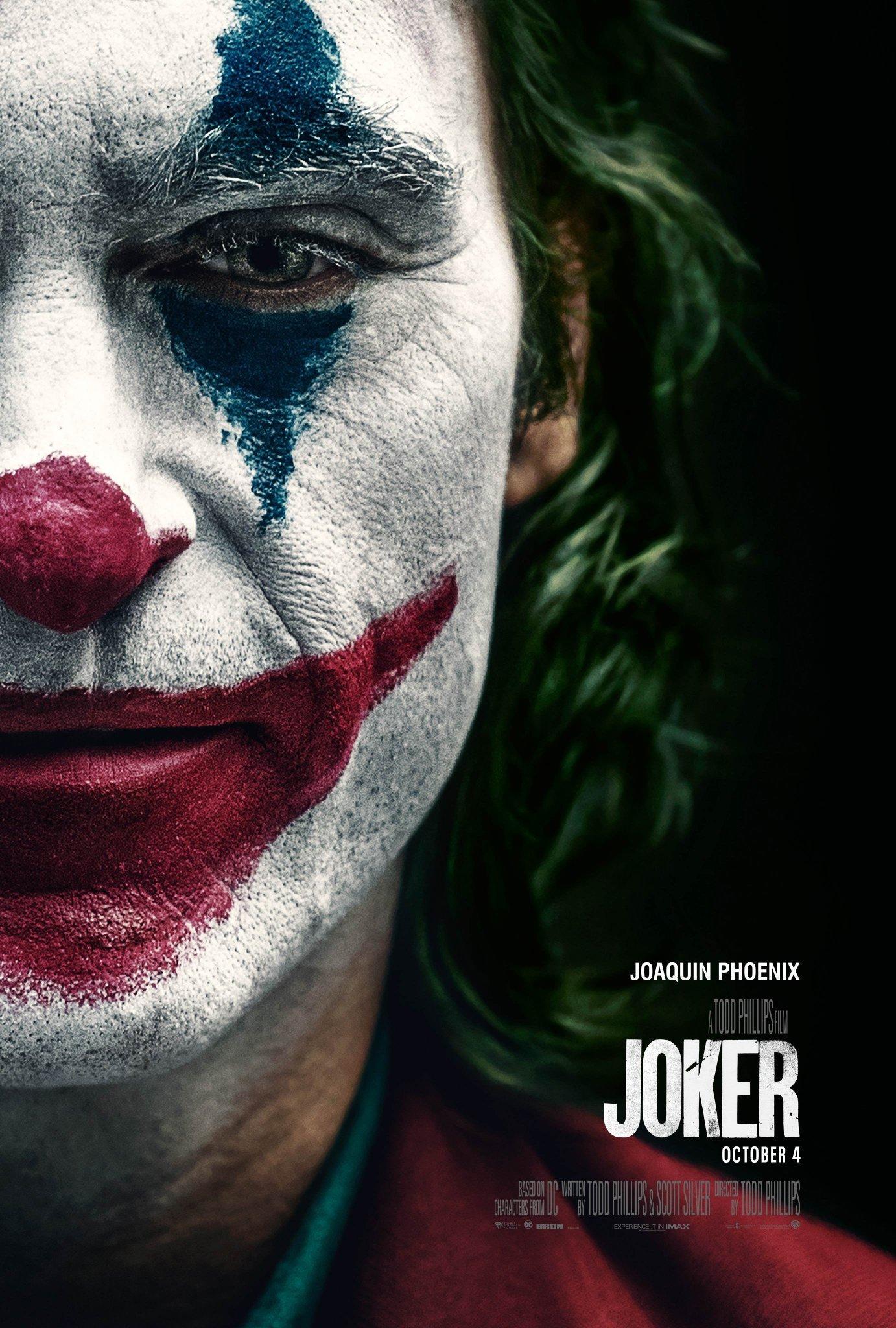 Joker (2019) Poster
