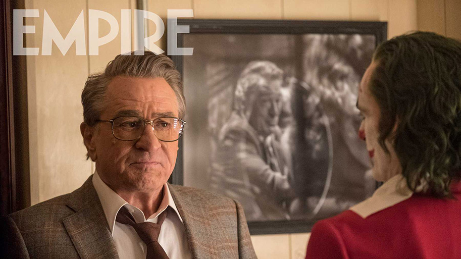 Joker (2019) Still - Robert De Niro as Murray Franklin